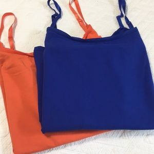 Lane Bryant cotton cami bundle